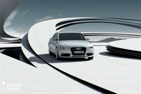 New Audi Commercial Blends Cgi And Reality