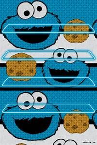 Cookie Monster iPhone Wallpaper - WallpaperSafari