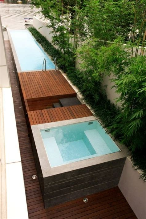 25 best ideas about mini pool on small pools mini swimming pool and plunge pool