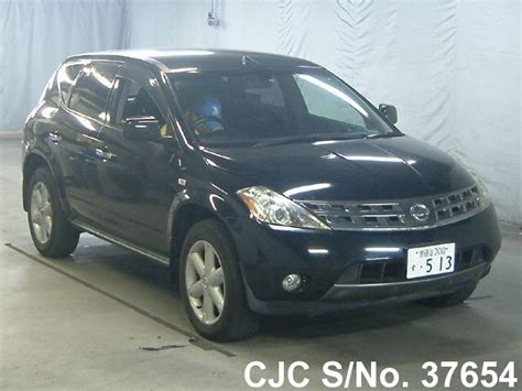 2007 Nissan Murano Black For Sale  Stock No 37654