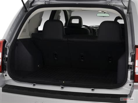 jeep compass trunk image 2007 jeep compass 2wd 4 door limited trunk size
