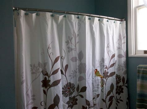wide shower curtain nobility elements of denim shower curtain new decoration