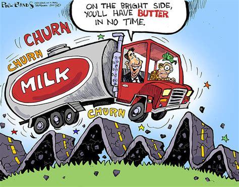 Scott Walker's Bumpy Roads Churn Up A