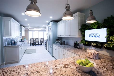 kitchen makeover shows desperate kitchen makeover country inspired 2269