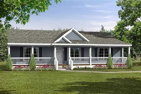 preview   ranch style homes modular home plans manufactured home porch