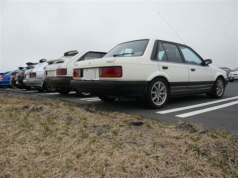 Gindama3 1986 Mazda 323 Specs, Photos, Modification Info