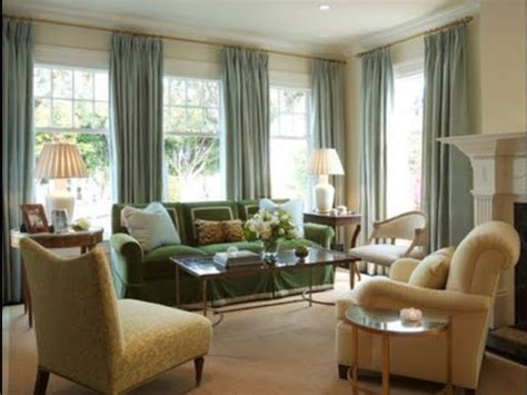 Living Room Curtains  Modern Living Room Curtain Designs
