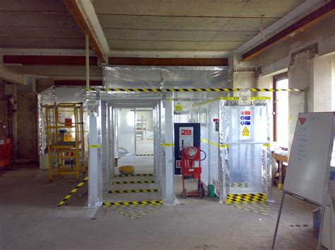 asbestos removal file uk asbestos removal enclosure jpg wikimedia commons