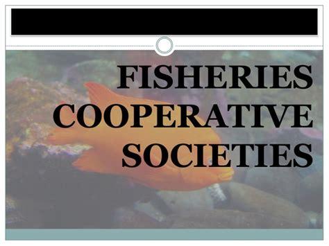 fisheries cooperative societies