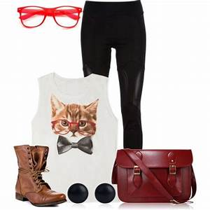 Hipster Fashion - Polyvore | Clothes and shoes | Pinterest | Kittens Artsy and Glasses