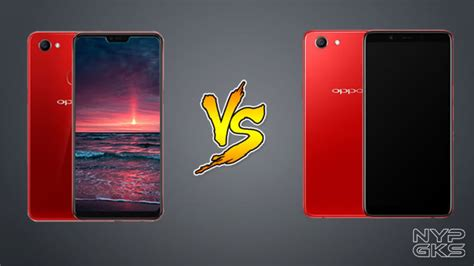 oppo   oppo  youth specs comparison noypigeeks