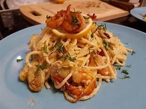 Pasta Mit Garnelen : arti geschockte pasta mit garnelen rezept mit bild ~ Orissabook.com Haus und Dekorationen