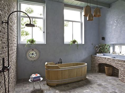 Designs For Country Bathrooms
