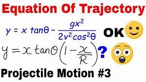 Projectile Motion 03