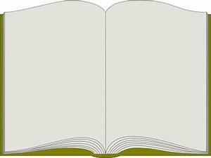 Book border clip art open book clip art vector clip art ...