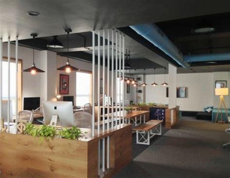 bureau professionnel  espace ouvert decoration bureau
