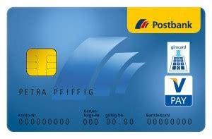 postbank girokonto das ende des kostenlosen girokontos
