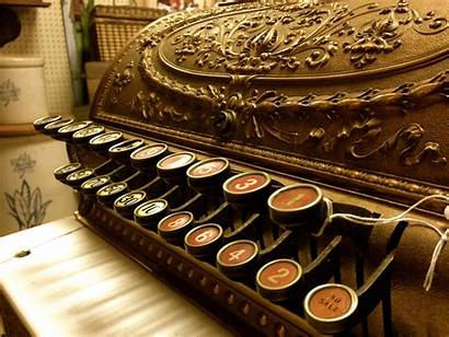 Typewriter Antique Journalist Journalism Machine Author Keyboard
