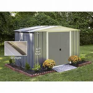Sur Quoi Poser Un Abri De Jardin : abri de jardin lm10667s m ep mm leroy merlin ~ Dailycaller-alerts.com Idées de Décoration
