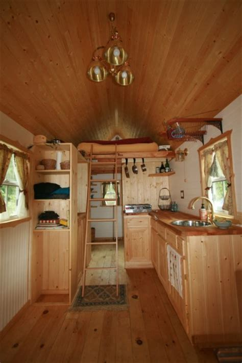tumbleweed homes interior ella shows you her tumbleweed tiny house pictures and video tour
