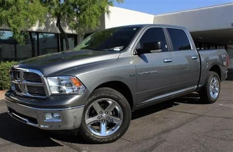 Hemi 5.7l V8 Dodge Truck In