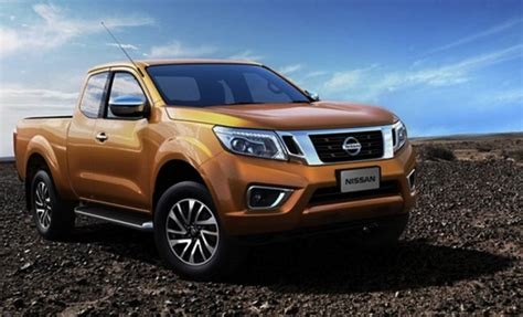 2018 Nissan Frontier The New Generation Pickup Truck Is