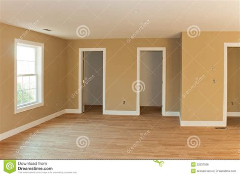 Home Interior Brand Pictures : Brand New Home Room Interior Royalty Free Stock Image