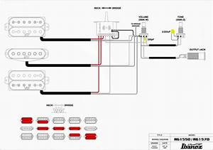 Ibanez Support Wiring Diagrams