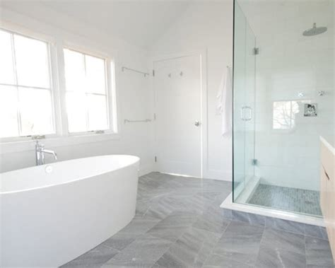 Grey Tile Bathroom Floor by 37 Light Grey Bathroom Floor Tiles Ideas And Pictures