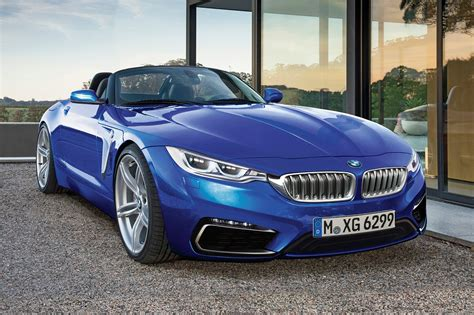 2018 Bmw Z5 Rendering New Info