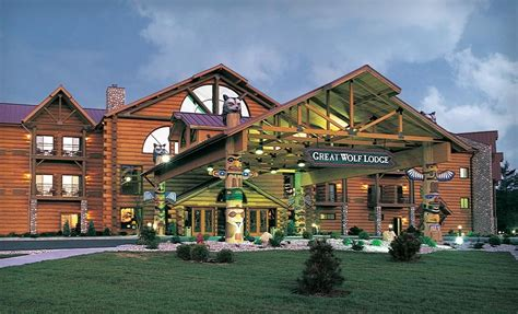 Great Wolf Lodge Review  Wisconsin Dells