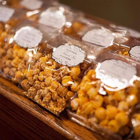 25 best ideas about popcorn wedding favors on pinterest
