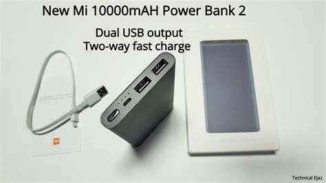 test powerbank 2017 new xiaomi mi 10000mah power bank 2 2018 unboxing review