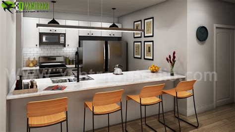 tiles for small kitchen modern small kitchen design ideas by yantram 3d interior 6224