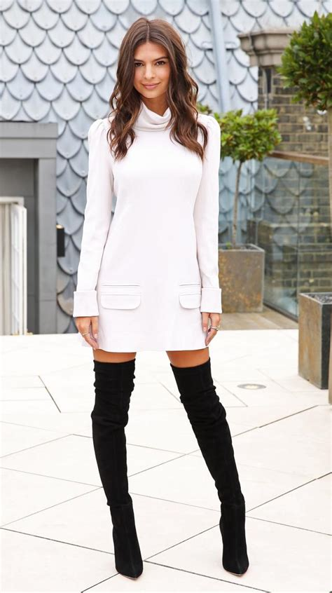 How to Wear Your Knee High Boots - All For Fashions - fashion beauty diy crafts alternative ...
