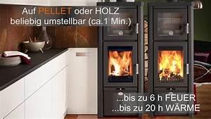 Holz Pellets Kombiofen : pelletofen stromlos als pellet holz kombi kamin fen ~ Lizthompson.info Haus und Dekorationen
