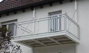 Balkon Nachträglich Anbauen : freitragender balkon leeb balkone und z une ~ Lizthompson.info Haus und Dekorationen