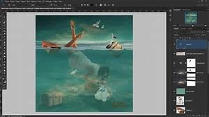 Montage Photo Photoshop : tutoriel photoshop cc 2018 montage photos aquatique youtube ~ Medecine-chirurgie-esthetiques.com Avis de Voitures