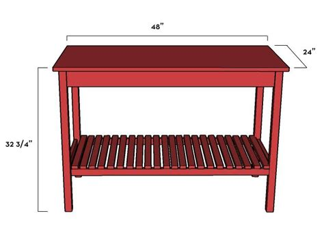 easy kitchen island plans white simple kitchen island diy projects