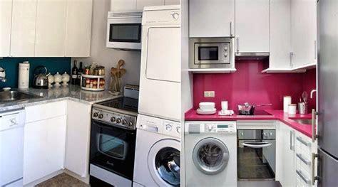 integrar la zona de lavadero en la cocina decoracion