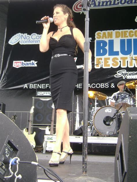 Mercedes Moore Band San Diego?s Hottest Female Blues