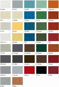 Schweden Farbe Rot : prelaq farbtabelle unserer trapezbleche aus schweden ~ Whattoseeinmadrid.com Haus und Dekorationen