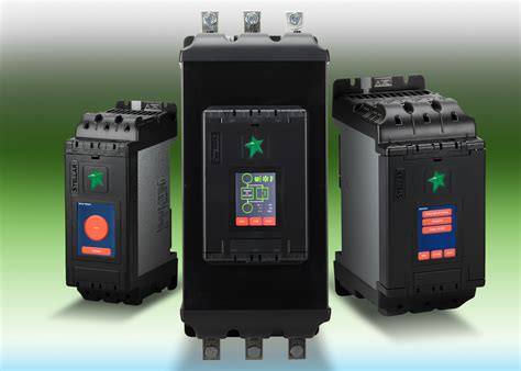 Automationdirect Offers Additional Full Featured Soft Starters