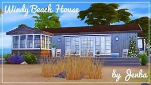 Jenba SimsWindy beach house • Sims 4 Downloads