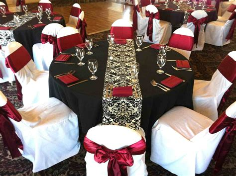 gold maroon and champagne wedding burgundy red formal