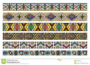 Art African Border Patterns