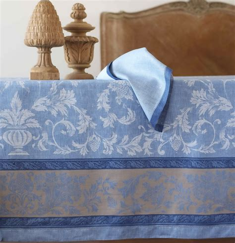 french jacquard table runner french table linens jacquard home design ideas