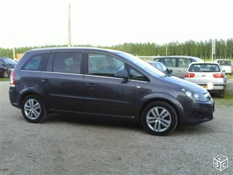 interieur opel zafira 7 places 28 images dimensions opel zafira 2016 coffre et int 233 rieur