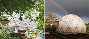 Serre Maison Du Monde : construire une serre d me cette famille l a fait serre ~ Premium-room.com Idées de Décoration