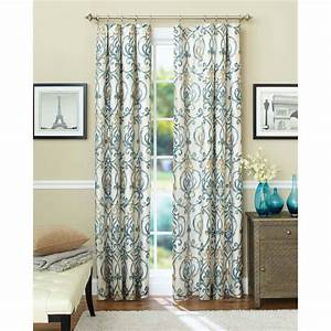 energy efficient blackout curtains walmart com better With curtains and drapes catalog